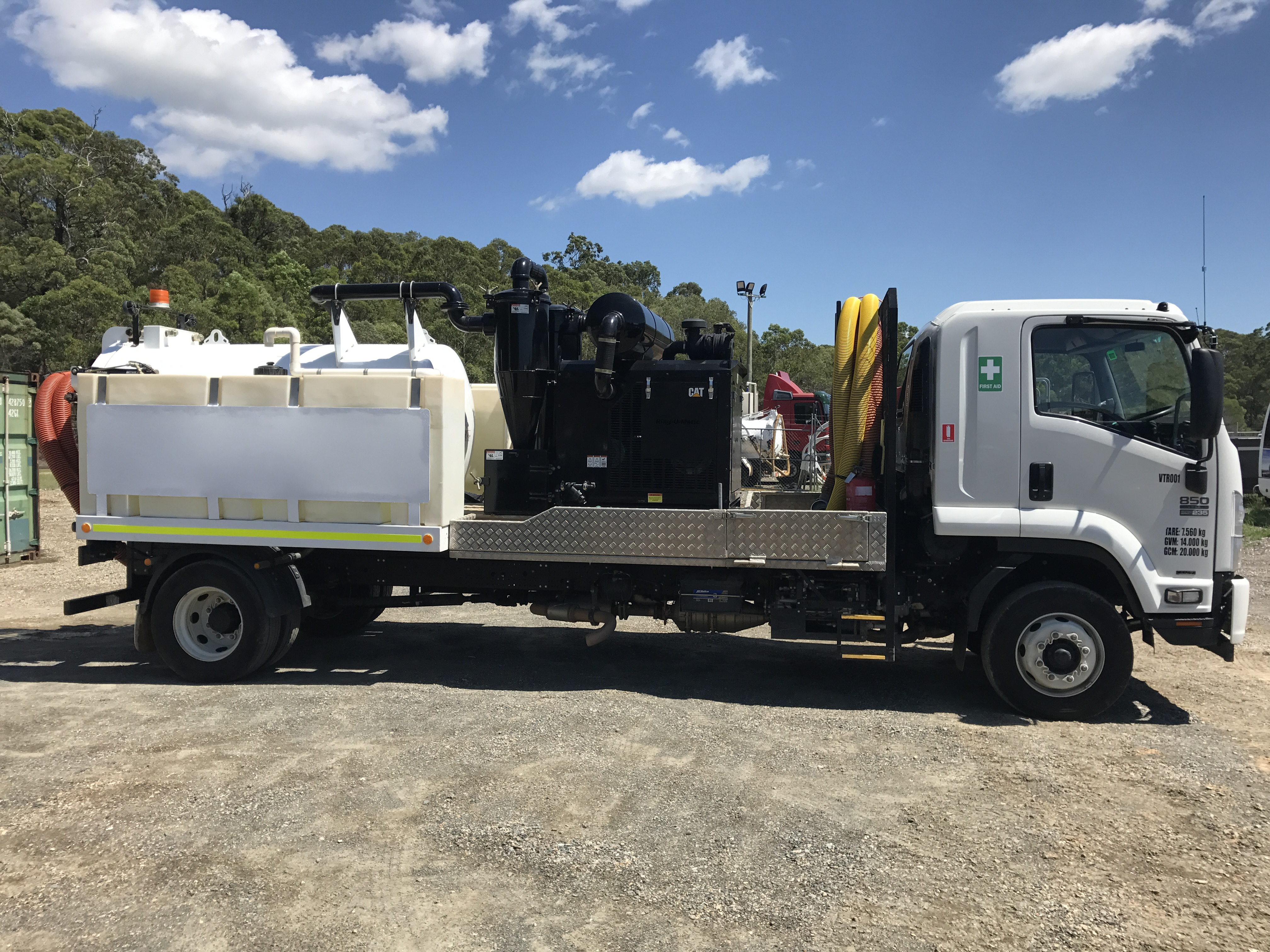 Equipment For Hire